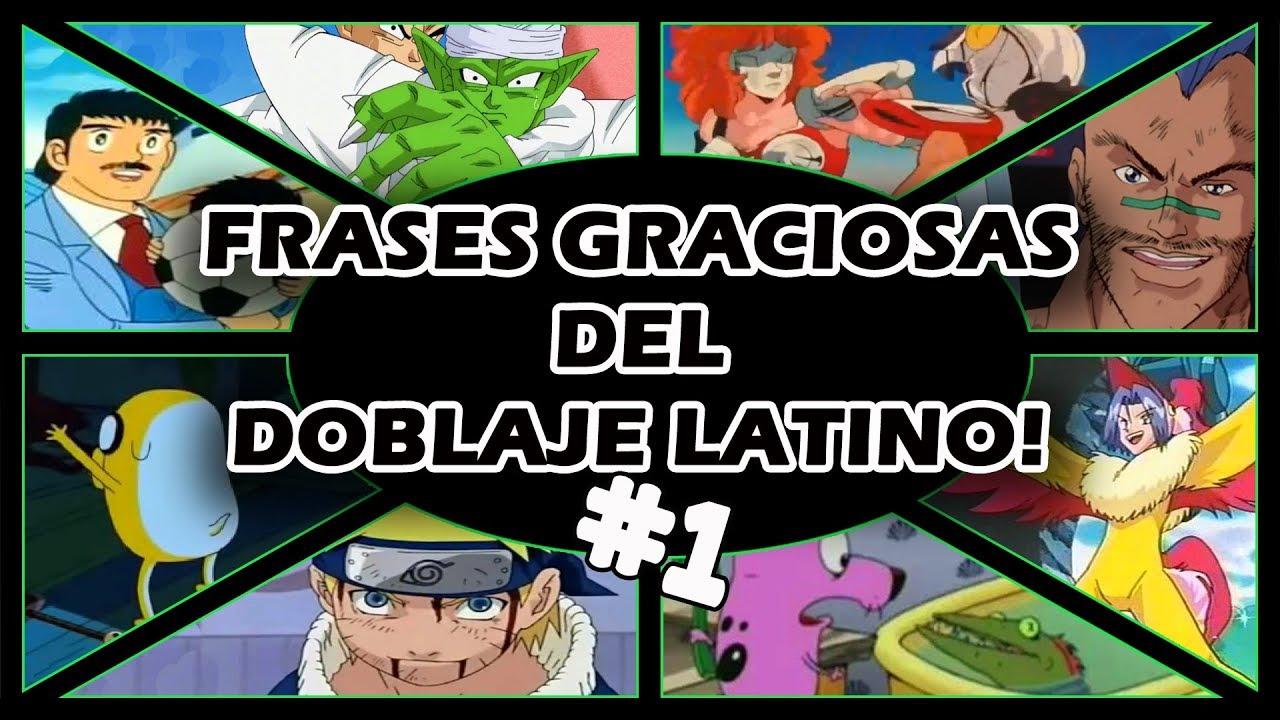 Las Frases Mas Graciosas Del Doblaje Latino 1 Spiderhalo