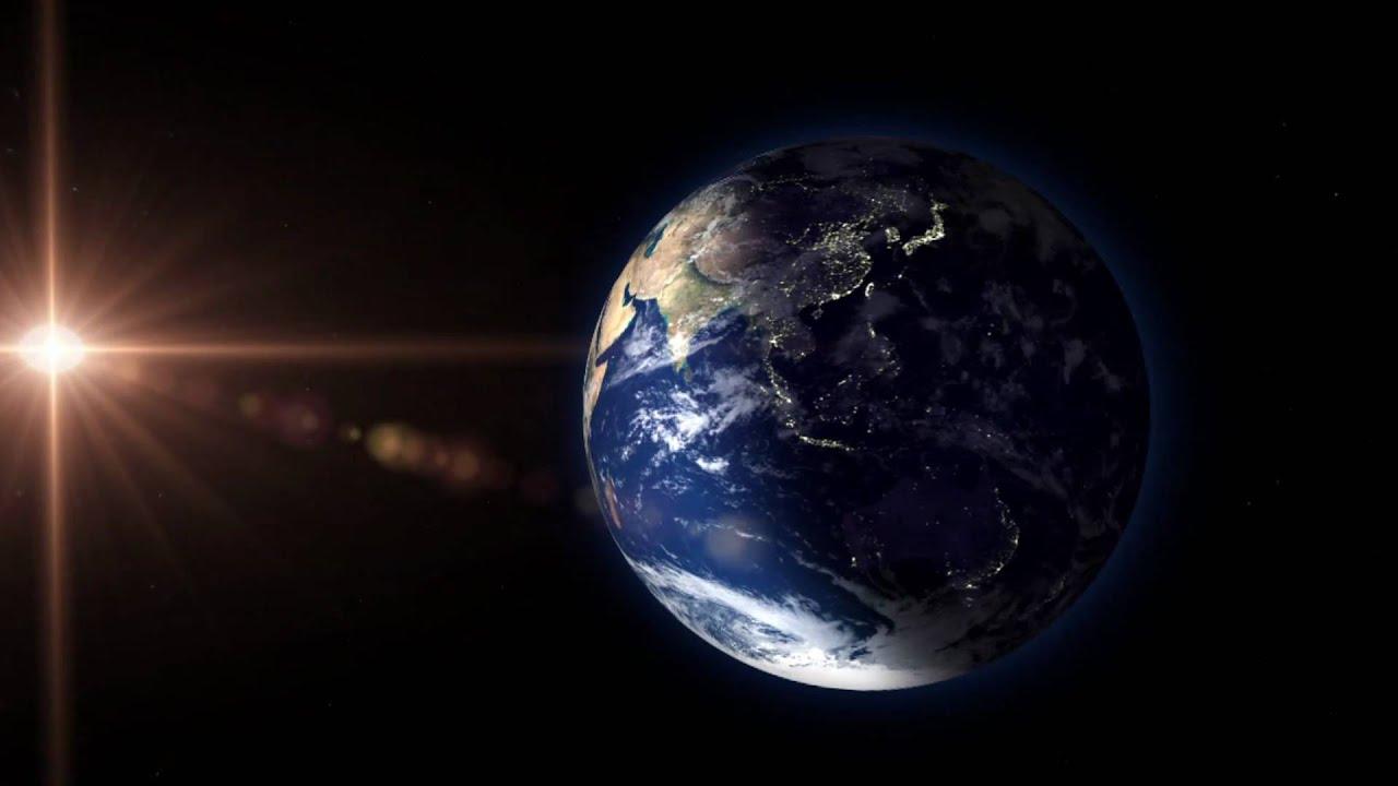 Richard Istel - Run + Space Flight & Earth Zoom [HD] - YouTube