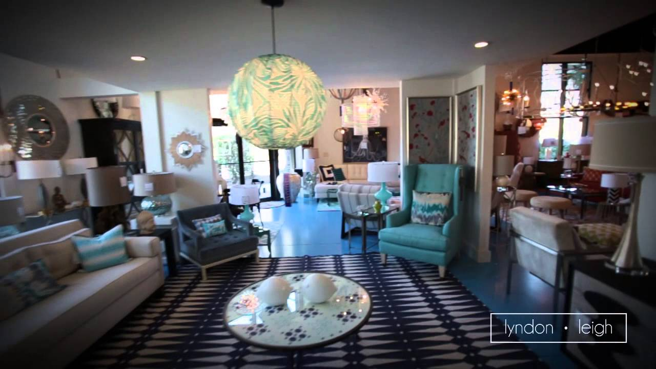 Interior Design Ideas @ Lyndon Leigh In Charleston, SC | ShopCandelabra.com    YouTube