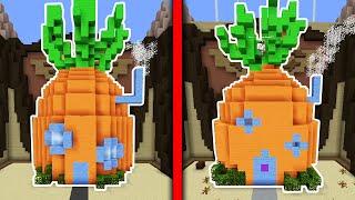 TWIN CHALLENGE (Minecraft Build Battle)