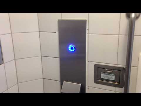 A polite talking toilet: shades of HitchHikers