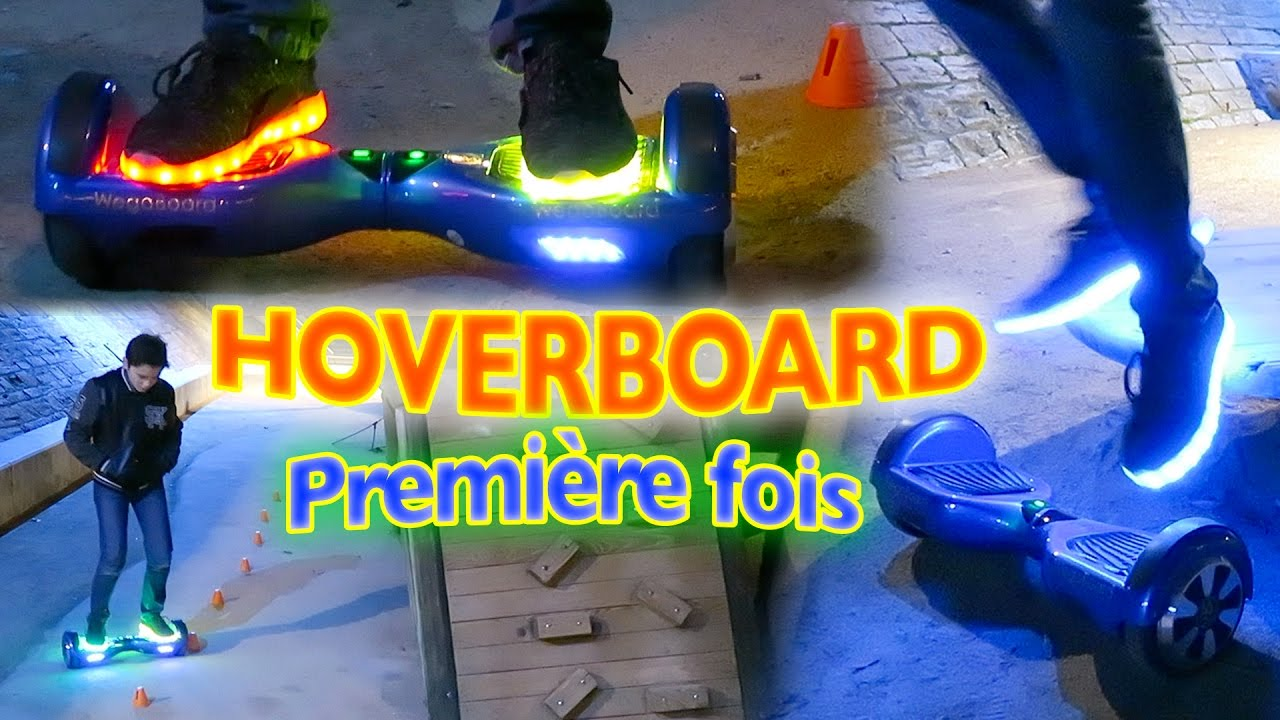 vlog premi re fois en hoverboard wegoboard parcours chutes fun youtube. Black Bedroom Furniture Sets. Home Design Ideas