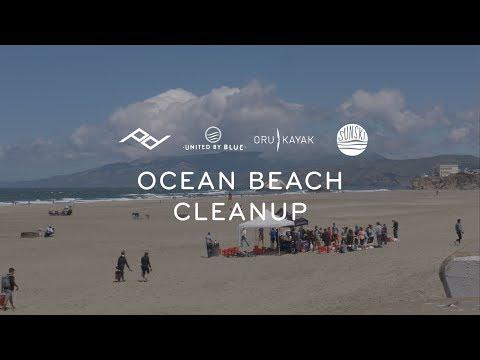 Ocean Beach Cleanup 2017