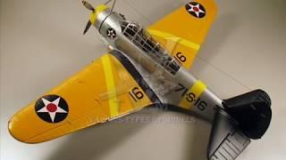 Американские самолеты Второй Мировой войны