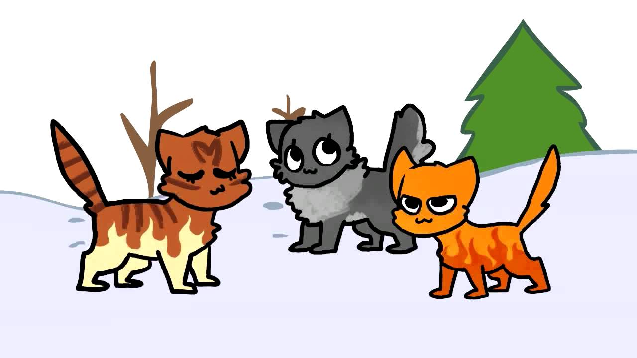 Ice Warrior Cats