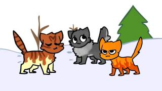 Warrior Cats Spoof Unfinished