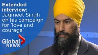 Extended #FirstTimeIwasCalled interview: NDP leader Jagmeet Singh