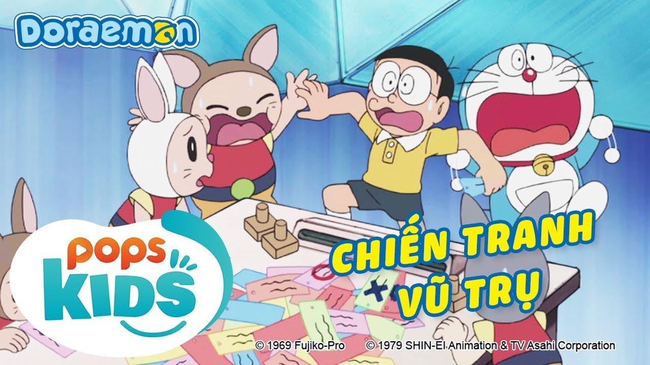 [S6] Doraemon Tập 295 - Cuộc Chiến Tranh Vũ Trụ Vào Đêm Thất Tịch - Hoạt Hình Tiếng Việt
