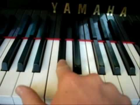 Revelation Song Piano Lesson Youtube