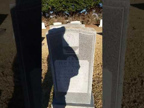 The Rest Of Beth Israel Cemetery Of Greenville South Carolina
