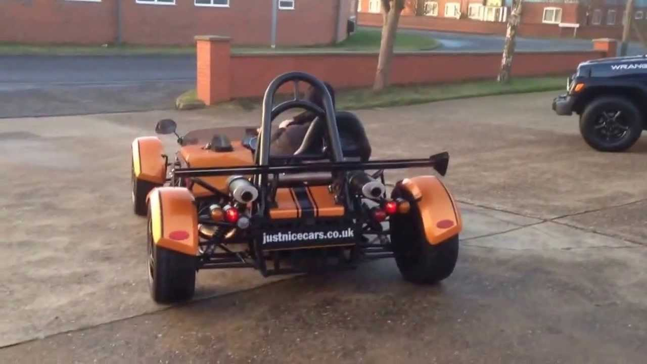 Single Seater Race Car Kit