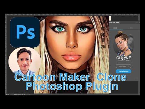 Photoshop เทคนิคการทำภาพให้เป็นการ์ตูนง่ายๆ แค่คลิกเดียว
