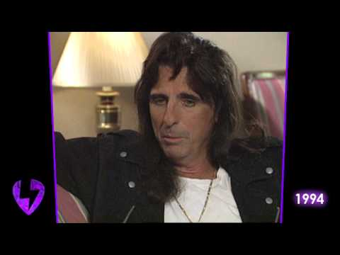 Alice Cooper: On Becoming A Rock Star (Interview - 1994)