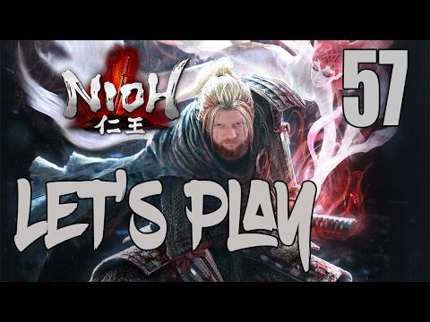 Nioh - Let's Play Part 57: Ishida Mitsunari