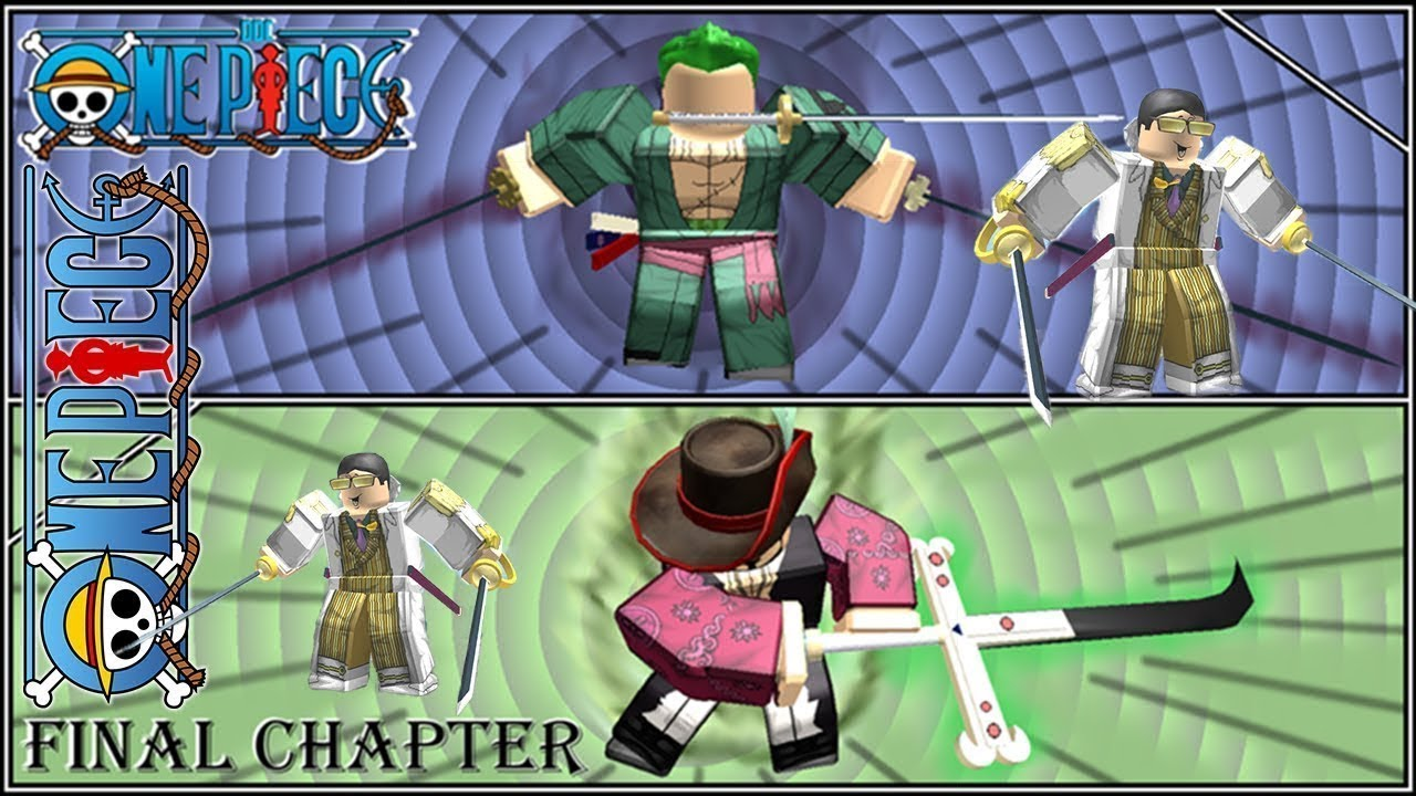 Roblox One Piece Final Chapter Legendary Sword