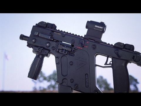 Battle of the Submachine Guns Pt.2: Kriss Vector and M3 Grease Gun
