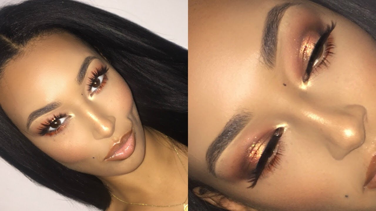 FULL BEAT USING ONLY HUDA BEAUTY PRODUCTS | LLETITIA ONLINE