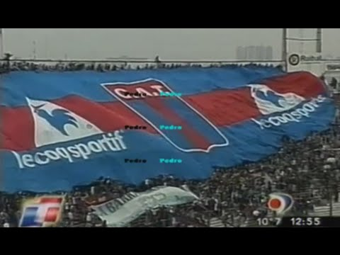 Huracán 1 - 2 CA Tigre (2006)