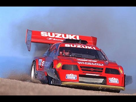 1996 Suzuki Escudo Pikes Peak Old School Youtube