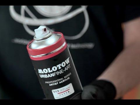 MOLOTOW™ Product Sessions #17 - URBAN FINE-ART™ Artist Acrylic | UV-VARNISH