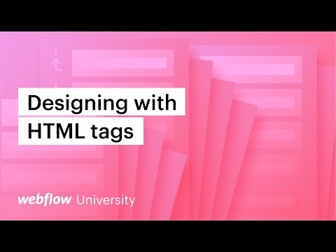How To Use HTML Tags To Supercharge Web Design