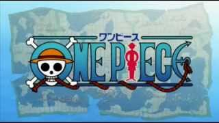 One Piece OP 5 Kokoro no Chizu w/ Lyrics