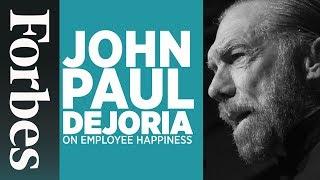 How Billionaire John Paul Dejoria Keeps Employees Happy