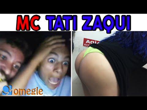 PEGADINHA: MC TATI ZAQUI DE FIO DENTAL! +18