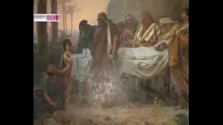 ''Погребение Христа'' Николая Кошелева