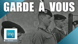 Le début du service militaire d'un appelé en 1965 | Archive INA