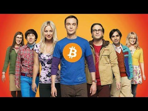 The Big Bang Theory: Bitcoin Entanglement