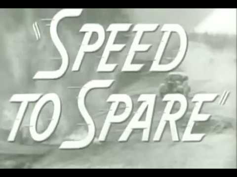 Weird-O-Rama episode #60 - Speed to Spare
