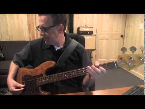 hot child in the city bass demo
