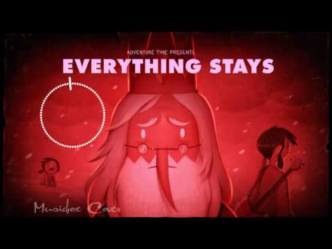 Music box  Adventure Time  Everything Stays