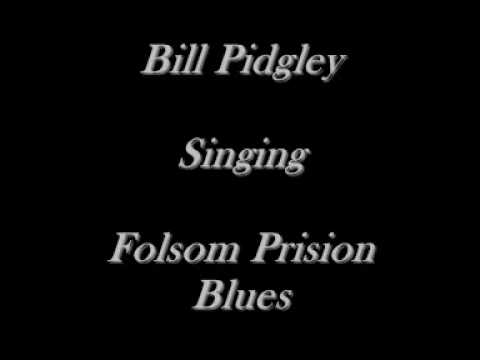 Bill Pidgley - Folsom Prision Blues - Johnny Cash Cover - CD's On eBay Just Type Bill Pidgley