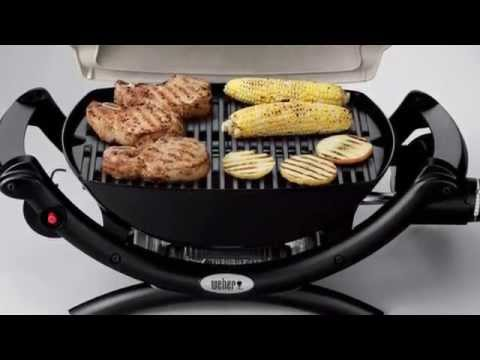weber q 1000 gas grill reviews youtube. Black Bedroom Furniture Sets. Home Design Ideas