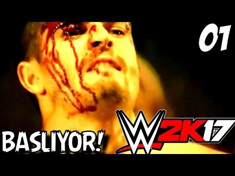 ZAFERE GIDEN YOL | WWE2K17 | 1.Bölüm