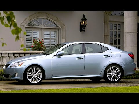 Lexus IS250 AWD Common Problems And Reliability