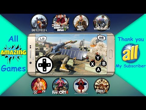 One App Play All PC/PS4/Xbox Games On Your Android Device
