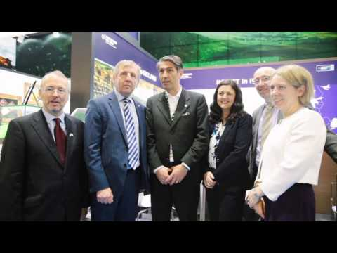 Bord Bia and the Irish Food and Drink Industry at Gulfood 2017