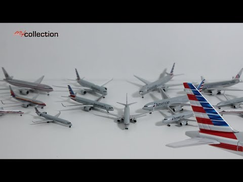 My Collection #11 American Airlines