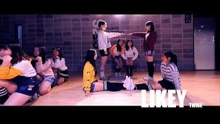 TWICE- LIKEY/인천sm댄스아카데미 월수금5시 K-POP취미반