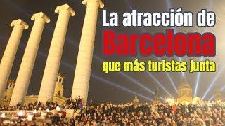 ¿Cómo BARCELONA se volvió tan turística?   Qué ver en Montjuic en una tarde
