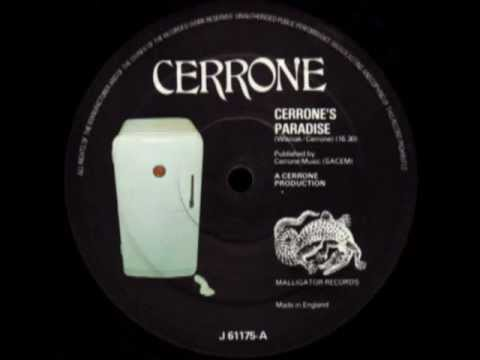 Cerrone - Cerrone's Paradise (Full Length Version)