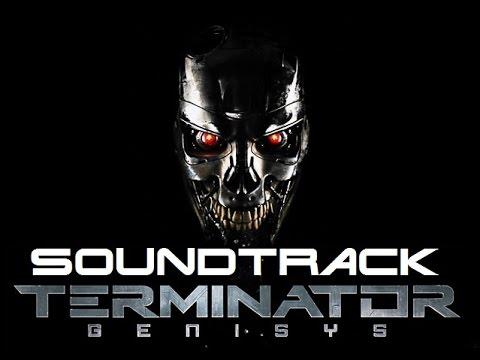 Terminator Genisys - MAIN THEME!