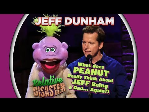 What does PEANUT Really Think About JEFF Being a Dad... Again?! | RELATIVE DISASTER | JEFF DUNHAM streaming vf