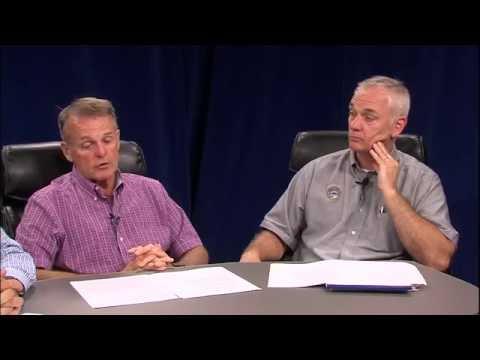 Conversation Corner - Guest: Ray Goff, Norfolk Town Planner