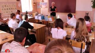 Наталья Борисюк. Первый урок 1 сентября 2014. Весёлое. Крым