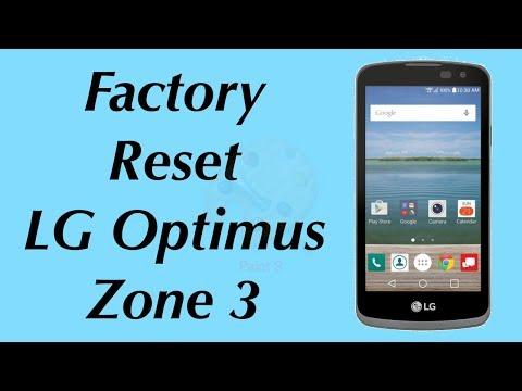 LG Optimus Zone 3 Video clips - PhoneArena