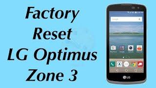Buy Verizon Wireless LG Optimus Zone 3 8GB Prepaid Smartphone, Black